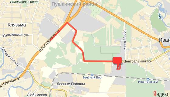 Ивантеевка московская область жби жби заводы в ульяновске